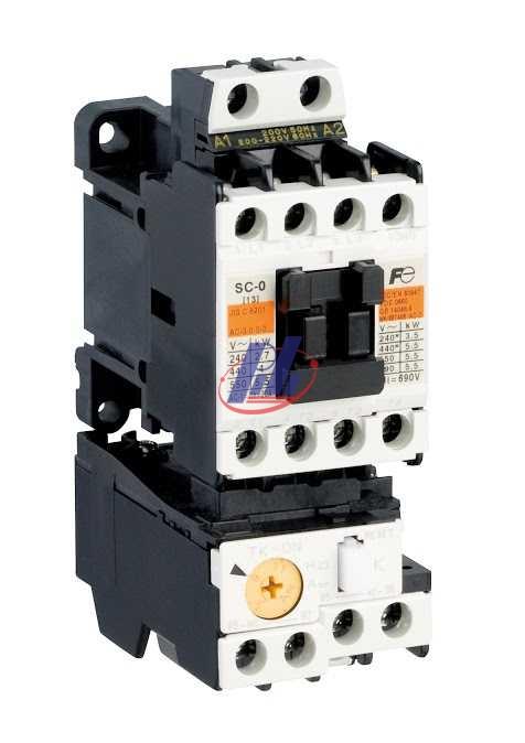 Contactor SC Fuji Electric